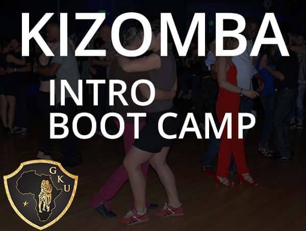 Kizomba Intro Boot Camp